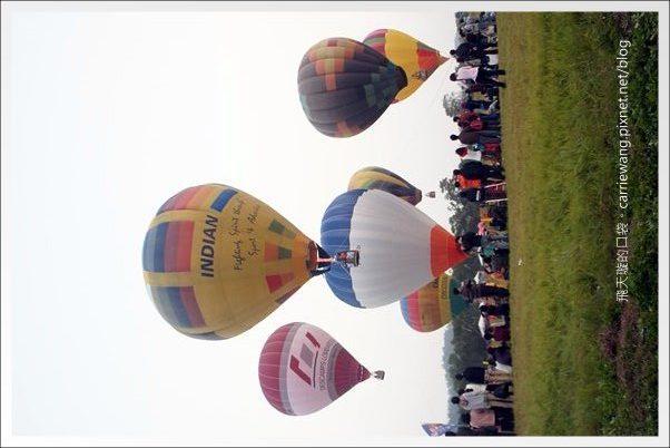 【台南旅遊景點】2013台南冬季熱氣球嘉年華。來去走馬瀨農場!! @飛天璇的口袋