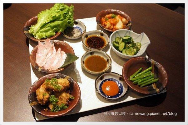 【台中美食推薦】藍屋日本料理餐廳@中友百貨14F @飛天璇的口袋