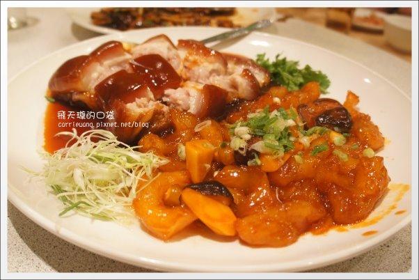 【台中美食】如意樓。東坡肉入口即化,口感銷魂!(聚餐、壽宴、春酒、尾牙餐廳推薦) @飛天璇的口袋