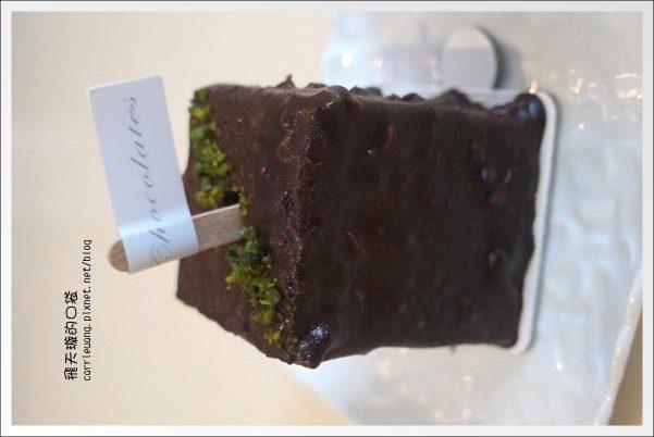 【台中蛋糕甜點】AGIO Chocolates。很有氣質的蛋糕 @飛天璇的口袋