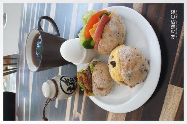 【台中早午餐】A.M.時光。很值得用心推薦的早午餐店 @飛天璇的口袋