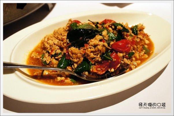 【台中泰式餐廳】紅舍泰式料理@中港店。每一道都很好吃,很值得推薦! @飛天璇的口袋
