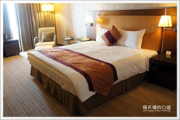 【台南飯店住宿】台糖長榮酒店+早餐buffet吃到飽。價格不貴,還滿推薦的… @飛天璇的口袋