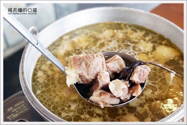 【清境美食推薦】魯媽媽雲南擺夷料理。喝了會暖呼呼的牛肉趴呼湯~ @飛天璇的口袋