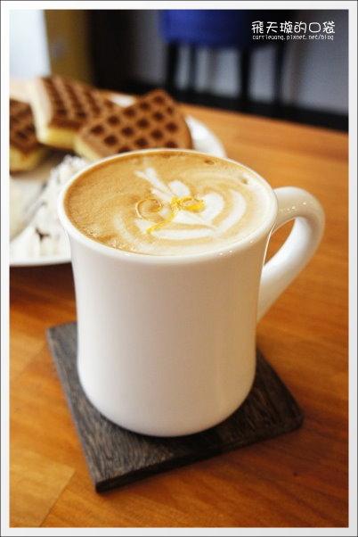 【台中下午茶】Cafe Hunter.獵咖啡。北屯好喝咖啡館推薦~ @飛天璇的口袋
