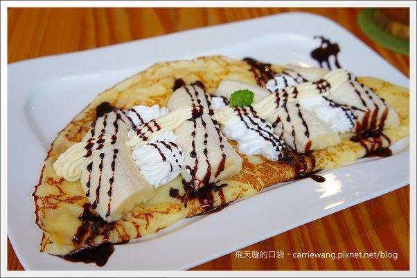 【台中下午茶】Labbito Café。草悟道旁充滿日式風格的兔子餐廳 @飛天璇的口袋
