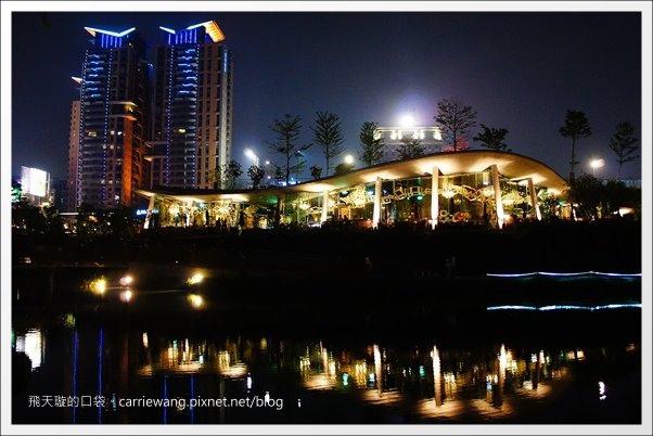 【台中旅遊景點】秋紅谷生態公園。台中火紅新地標,美麗的約會聖地! @飛天璇的口袋