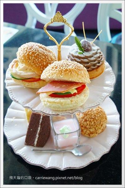 【台中下午茶】幸福小水舞。在美麗的秋紅谷公園品嚐幸福的下午茶 @飛天璇的口袋