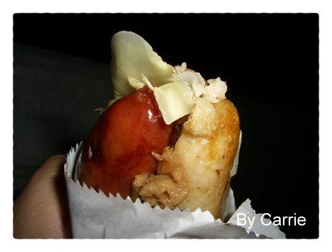 【台中逢甲夜市】百膳工坊.大腸包小腸 @飛天璇的口袋