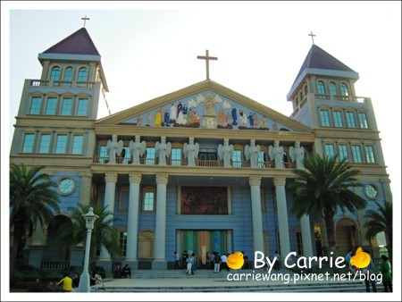【台中旅遊】圓滿教堂 – 敗犬女王拍攝地 @飛天璇的口袋