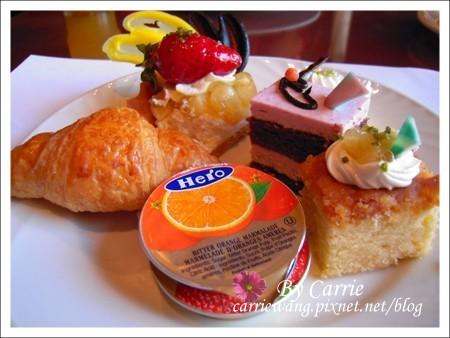 【台中下午茶】金典酒店.亞歐廣場下午茶Buffet @飛天璇的口袋
