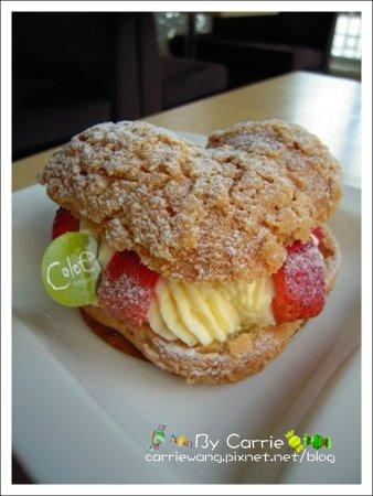 【台中法式甜點】格蕾朵法式蛋糕.咖啡 Colette Pâtisserie。和蛋糕談一場戀愛吧!! @飛天璇的口袋