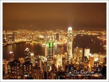 【香港景點推薦】太平山夜景v.s中環→銅鑼灣之叮叮車體驗 @飛天璇的口袋